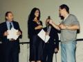 Momenti della premiazione