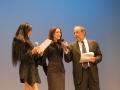 Anita Caprioli alla Serata di Gala