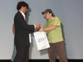 Premiazioni con Enrico Lo Verso