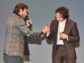 Premiazioni con Alessio Boni