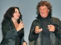 Premiazioni con Enzo Iacchetti