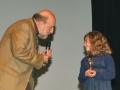 Premiazioni con Enrico Beruschi e la piccola Camilla