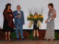 Carmen Lasorella, Adriano Frattini e Maria Concetta Mattei