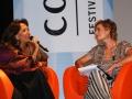 Maria Concetta Mattei e Carmen Lasorella
