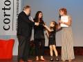 Momenti delle premiazione con Pupi Avati