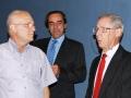 Bruno Bozzetto, Giorgio Beltrami e Adriano Frattini