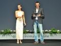 Matteo Lanfranchi e Chiara Rosignoli
