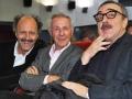 Sivio Orlando, Bruno Bozzetto, Roberto Frattini