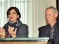 Laura Morante e Bruno Bozzetto