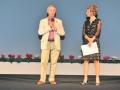 Bruno Bozzetto e Sara Allevi